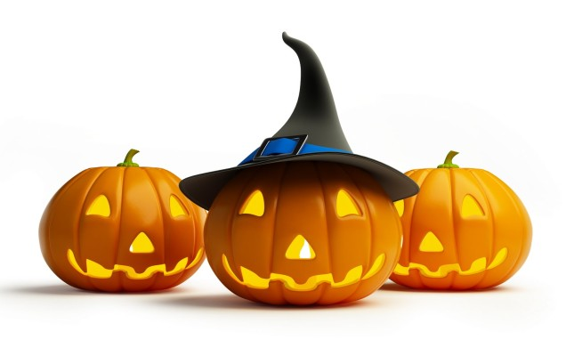 Have a very scary Halloween...